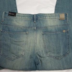 Hidden Jeans - Hidden Bailey Slim Boyfriend Skinny Jean Roll Cuff